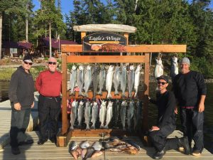 Salmon fishing Alaska