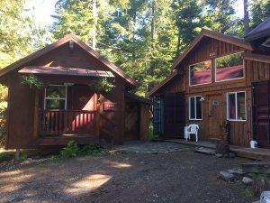 Coho-cabin