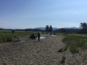 Alaska -Eagles Wings Retreat 2019 Season